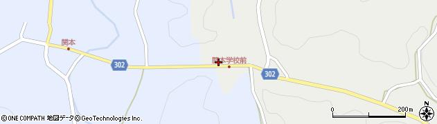 田村市立 関本小学校周辺の地図