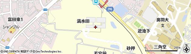 株式会社タスクふくしま医療機器開発支援センター技術開発室周辺の地図