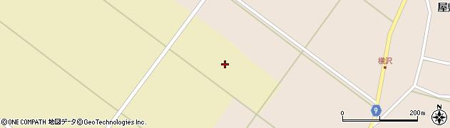 福島県郡山市湖南町舘(上中道)周辺の地図