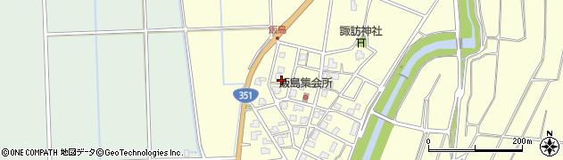 新潟県長岡市飯島周辺の地図