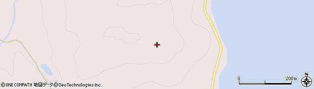 福島県郡山市湖南町赤津(銅屋沢)周辺の地図