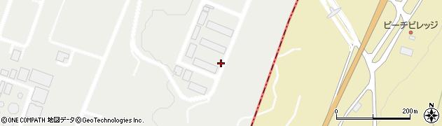 新潟県柏崎市青山町周辺の地図