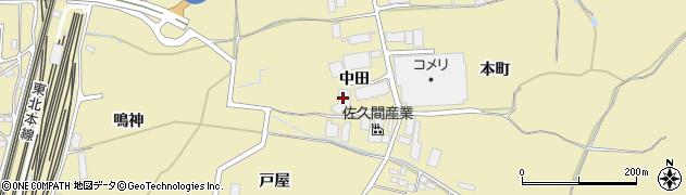 株式会社三善自動車工業 鈑金工場周辺の地図