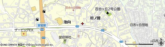 竹中エンジニアリング株式会社 郡山営業所周辺の地図