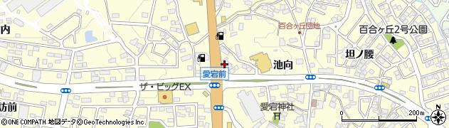 創スペース株式会社周辺の地図