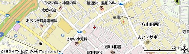 佐藤昌弘税理士事務所周辺の地図