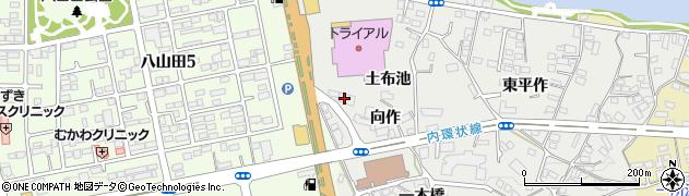 アフター・スクール八山田周辺の地図