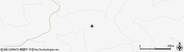 福島県郡山市逢瀬町河内(中古舘)周辺の地図