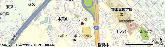 丸光ケアサービス 本部周辺の地図