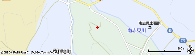 石川県輪島市小田屋町(ニ)周辺の地図