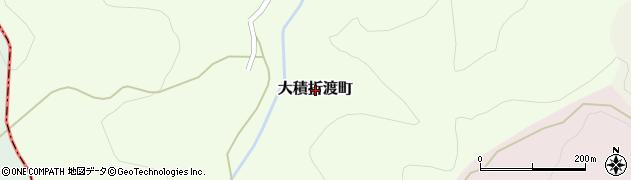 新潟県長岡市大積折渡町周辺の地図