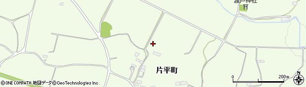 福島県郡山市片平町(柴木戸)周辺の地図