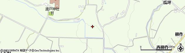 福島県郡山市片平町(山崎)周辺の地図
