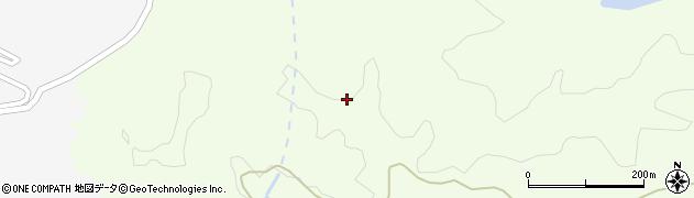 福島県郡山市片平町(塩入池)周辺の地図