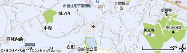 ひまわり保育園周辺の地図