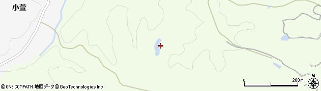 福島県郡山市片平町(大久保)周辺の地図