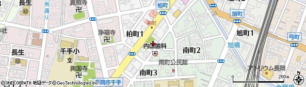 千手観音寺千蔵院周辺の地図