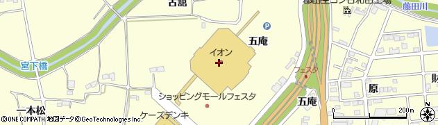 太郎庵郡山フェスタ店周辺の地図