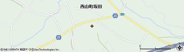 福蔵院周辺の地図