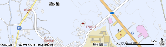 福島さくら農業協同組合 たむら地区まごころ絆周辺の地図