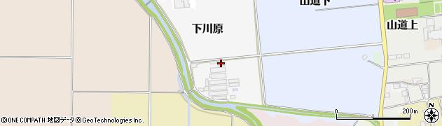 有限会社アイヅファーム周辺の地図