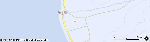 福島県郡山市湖南町浜路(下町ケ小屋)周辺の地図