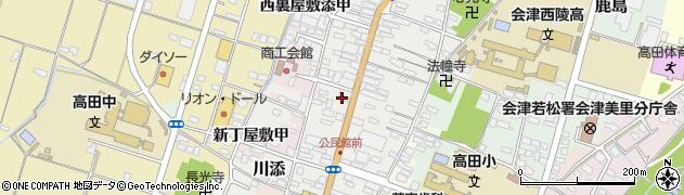 美容室Bi・NONNO周辺の地図