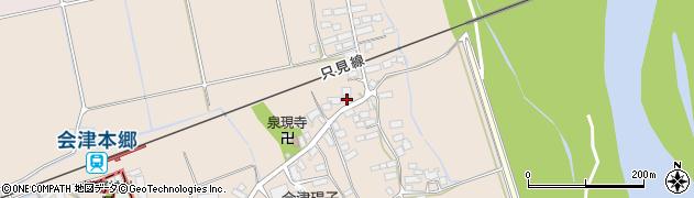 永島建設株式会社周辺の地図