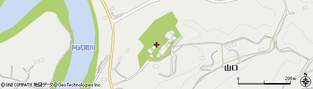 福島県郡山市西田町鬼生田(前田)周辺の地図
