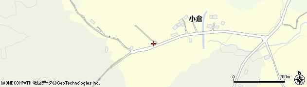 福島県郡山市熱海町上伊豆島(入原)周辺の地図