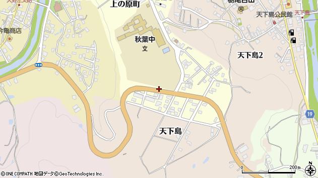 〒940-0237 新潟県長岡市上の原町の地図