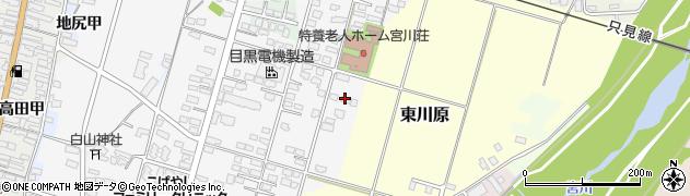 あいづ介護福祉タクシー協会もも周辺の地図