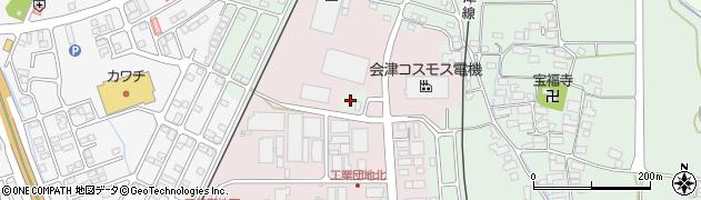 ボーキ佐藤燃料株式会社 会津若松エリア周辺の地図