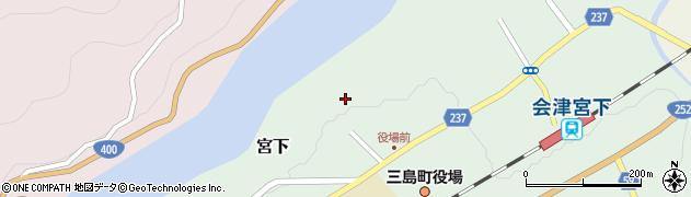 三島町立 三島保育所周辺の地図