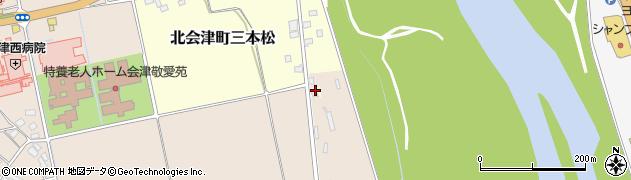 あいづ介護福祉タクシー ともちゃん周辺の地図