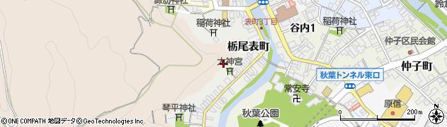 太神宮周辺の地図
