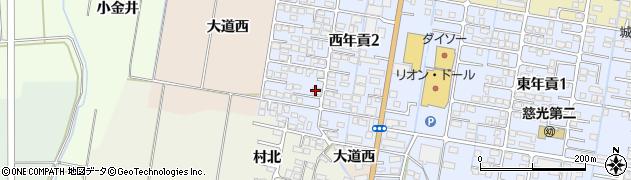 株式会社秋建工周辺の地図