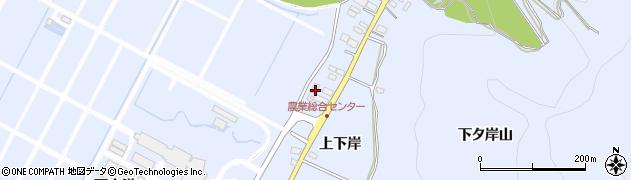 福島県郡山市日和田町高倉(深川)周辺の地図