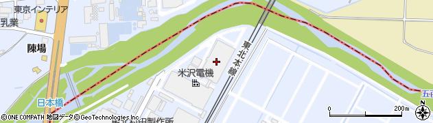 福島県郡山市日和田町高倉(矢沢道)周辺の地図