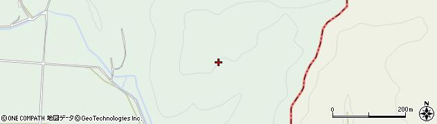 福島県郡山市熱海町玉川(陣場山)周辺の地図