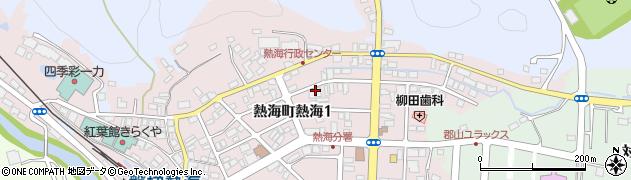 有限会社二瓶板金周辺の地図