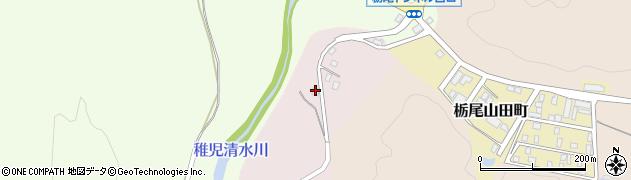 新潟県長岡市栃尾山田周辺の地図