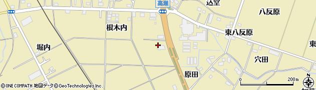 スロットJJ周辺の地図