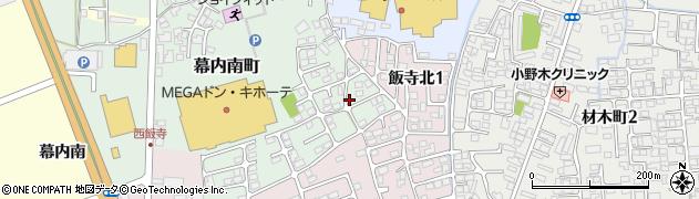入倉板金工業所周辺の地図