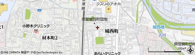 アート美容室周辺の地図