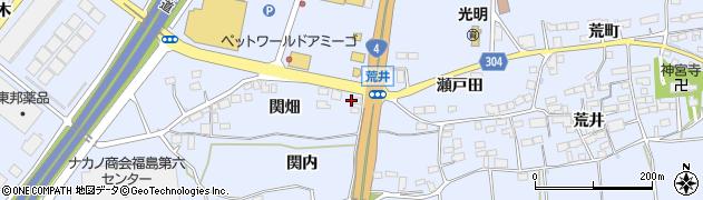さくら接骨院周辺の地図