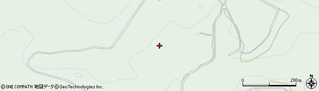 福島県郡山市熱海町玉川(栗木山)周辺の地図