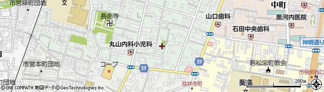 コバヤシタイヤ周辺の地図
