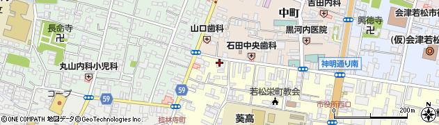 株式会社エムテックス周辺の地図