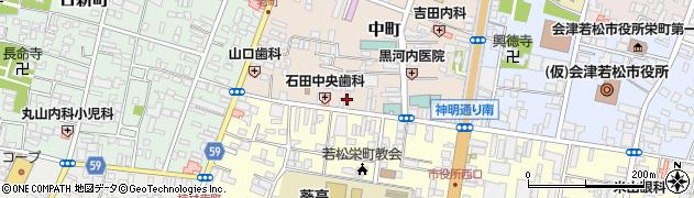 株式会社ヒデオ周辺の地図